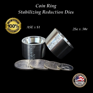 "Set of 2 USA-Made ""Stabilizing"" Reduction Dies"
