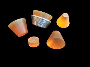 Improved Universal Folding Cones and Spacer Set, available for purchase at: www.FoldingCones.com